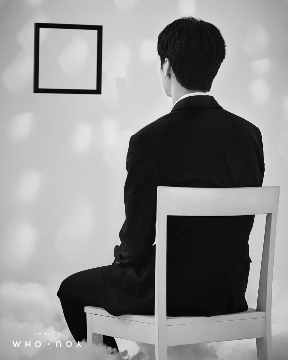 NU'EST W NEW ALBUM 'WHO, YOU' WHO Photo #JR #NUEST_W #WHO_YOU #Dejavu #20180625_6PM