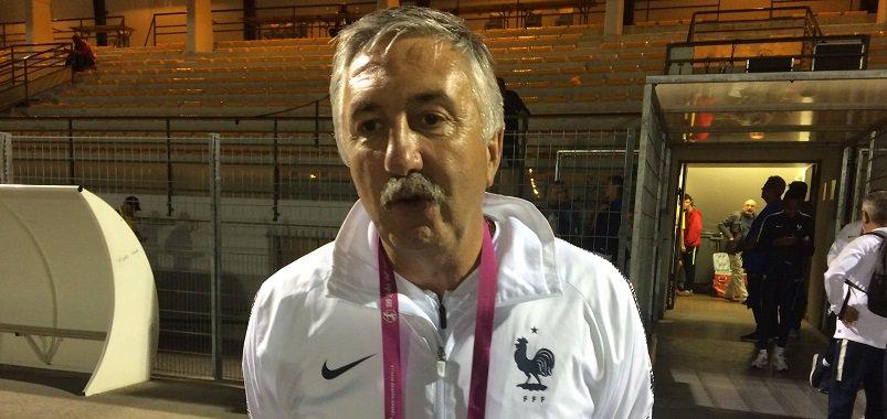 Gilles Eyquem (sélectionneur de la France 🇫🇷) : « On a été très bien accueilli » #SudLadiesCup 🗨️ Réaction ➡️ festival-foot-espoirs.com/ladies/detail_…