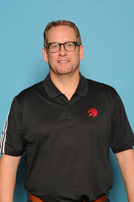 Raptors hire assistant Nick Nurse to replace Dwane Casey as new head coach, per @wojespn Photo