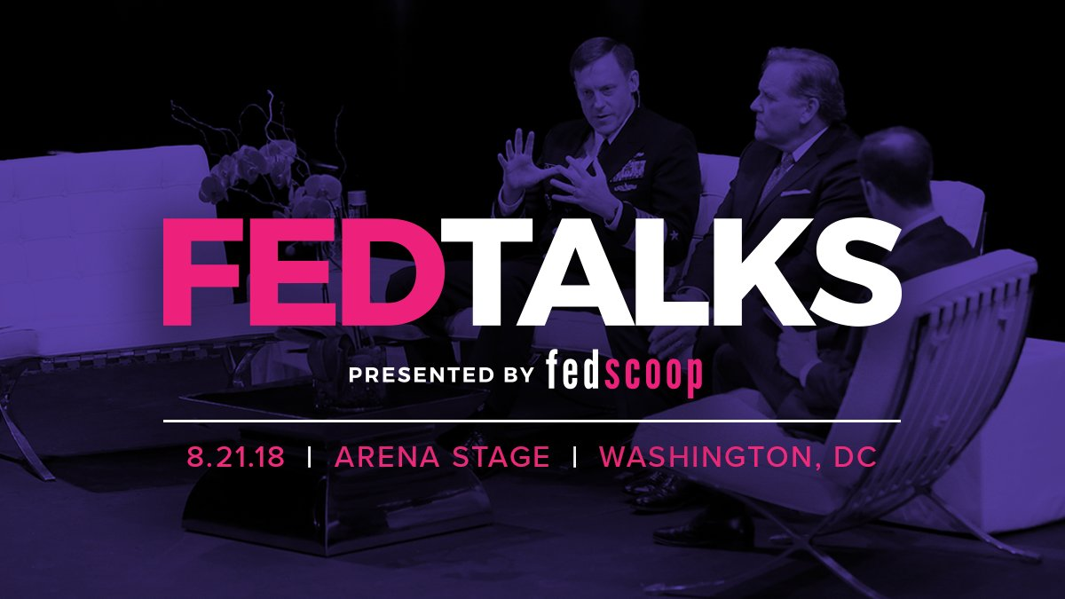 Come hear Sue Gordon, Principal Deputy Director of National Intelligence @ODNIgov speak at #FedTalks2018! Save your spot today: hubs.ly/H0cB_7M0