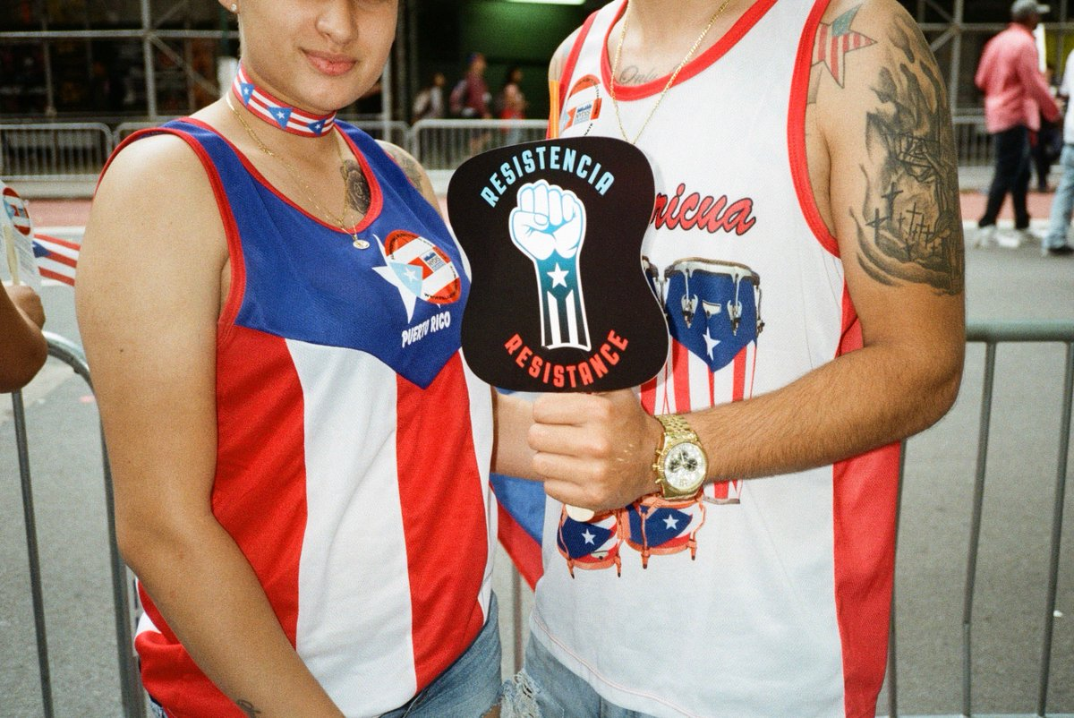 Puerto Rican Day Parade Outfit Puerto Rican Day Parade Love Letter
