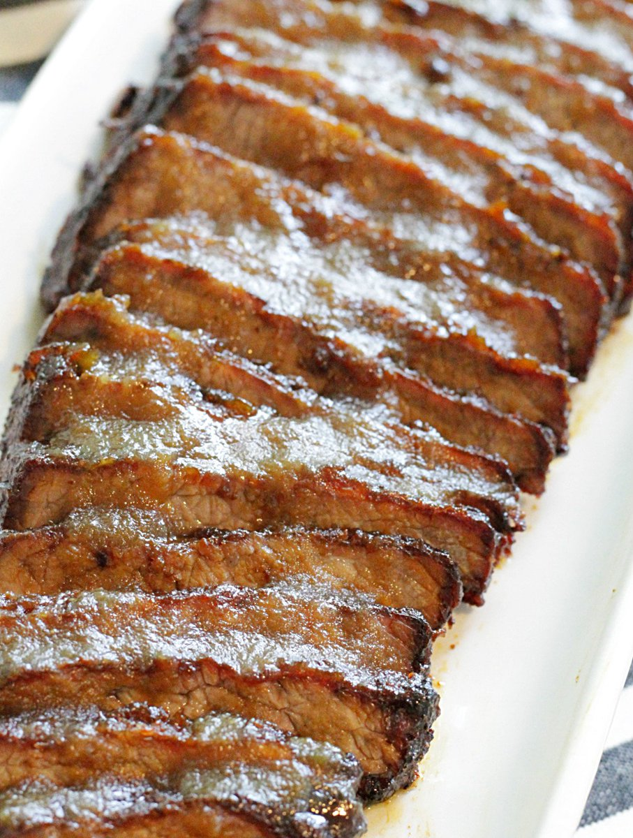 Foodtastic Mom On Twitter Learn How To Grill Brisket On A