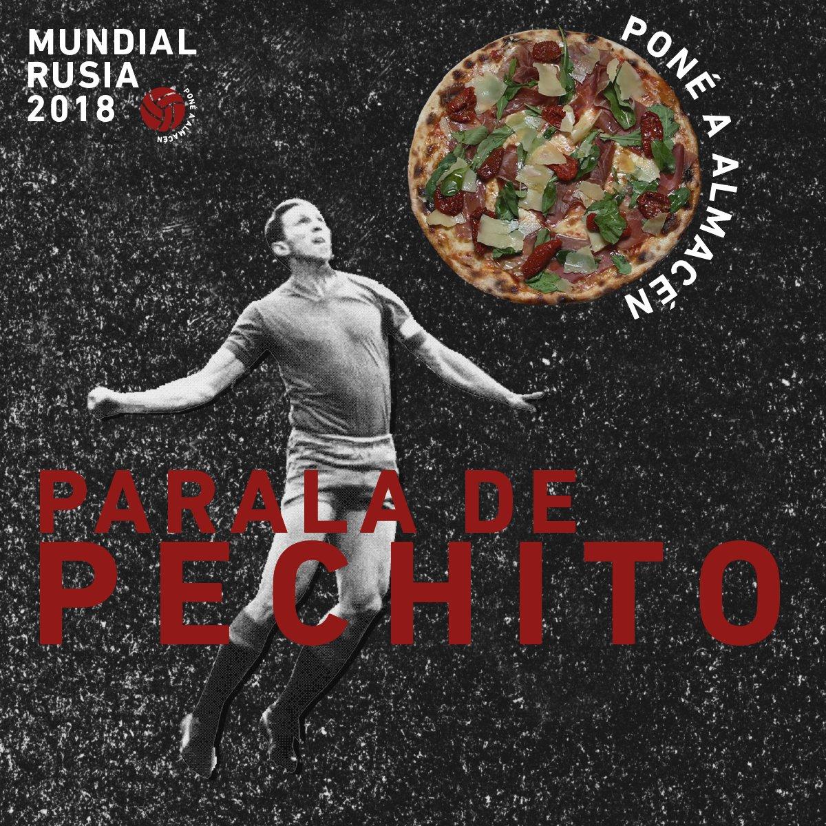 Almacen De Pizzas On Twitter Habemus Mundial Vení A Ver