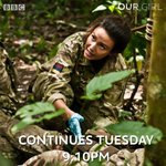 #OurGirl Twitter Photo