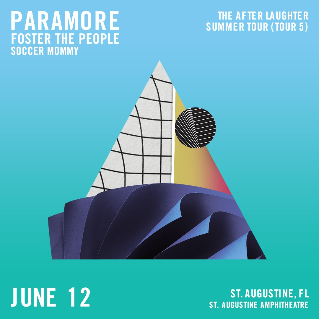 Show 1: St, Augustine, FL at St. Augustine Amphitheatre #tour5 ��️: https://t.co/rLpvB2HoDj https://t.co/qM9HW00d0M