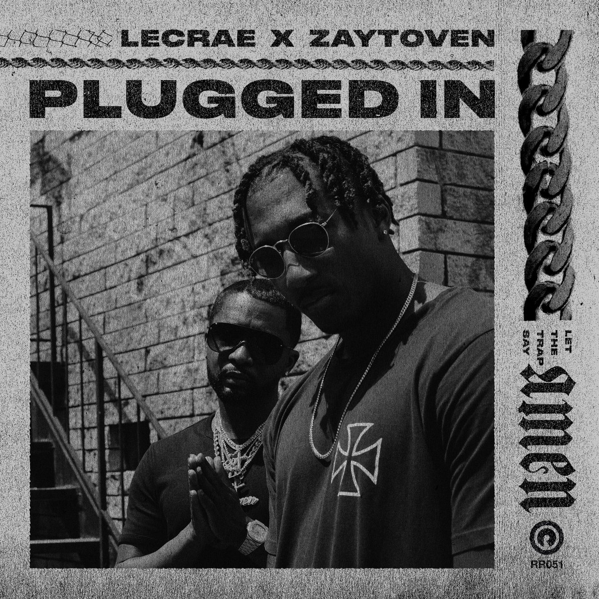 My next single 'Plugged In' from #LetTheTrapSayAmen coming Friday 🏚Click the link in my bio to pre-order it now.