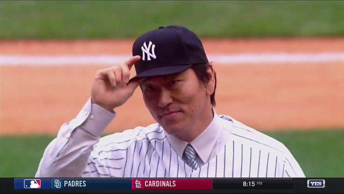 Happy birthday to the 2009 World Series MVP, Hideki Matsui!