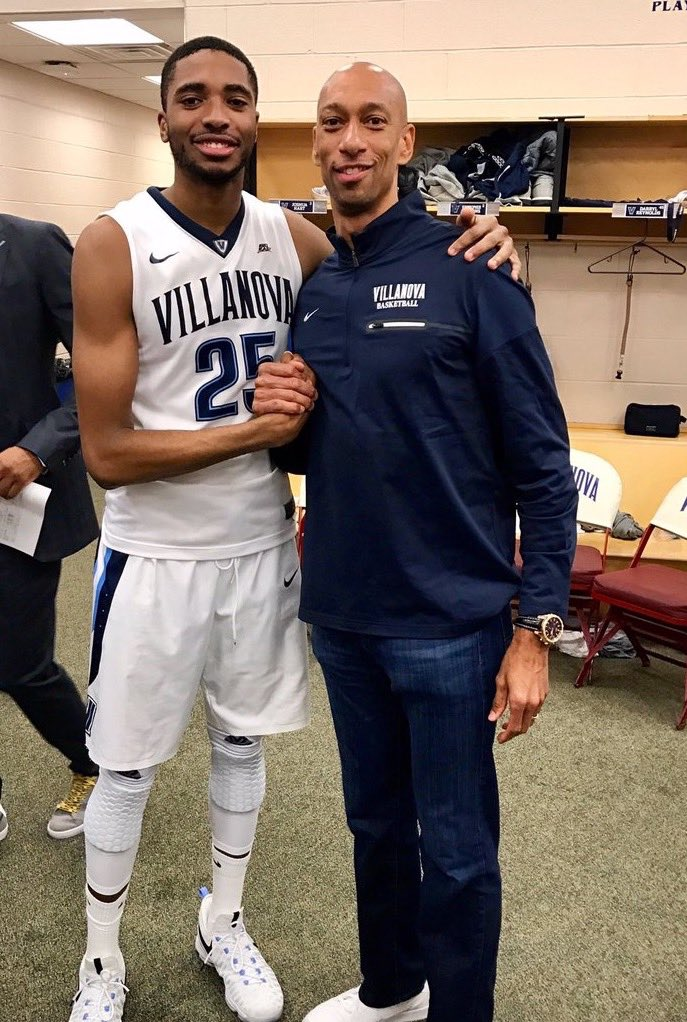 Two loyal Wildcats share the same birthday today - Kerry Kittles & Rory Sparrow - they also had big time game and have taken their talents to another level after NBA careers ! Once a Wildcat, always a Wildcat !!