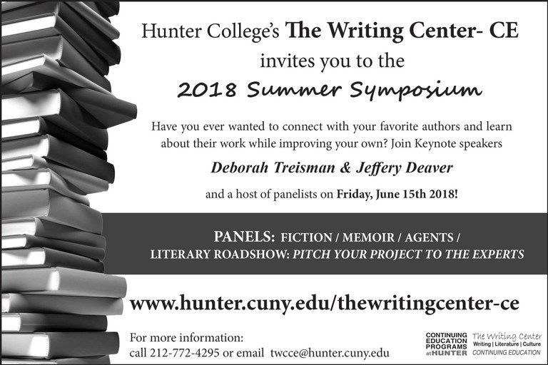 Hunter college writing center