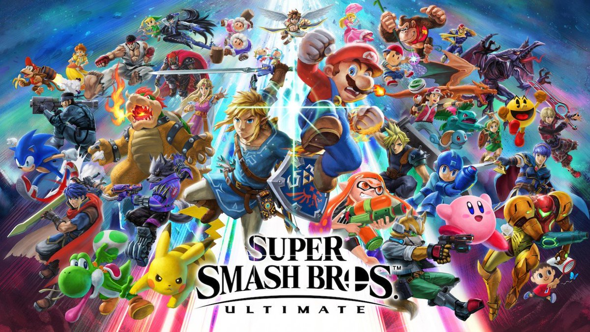 Illustration de Super Smash Bros. Ultimate