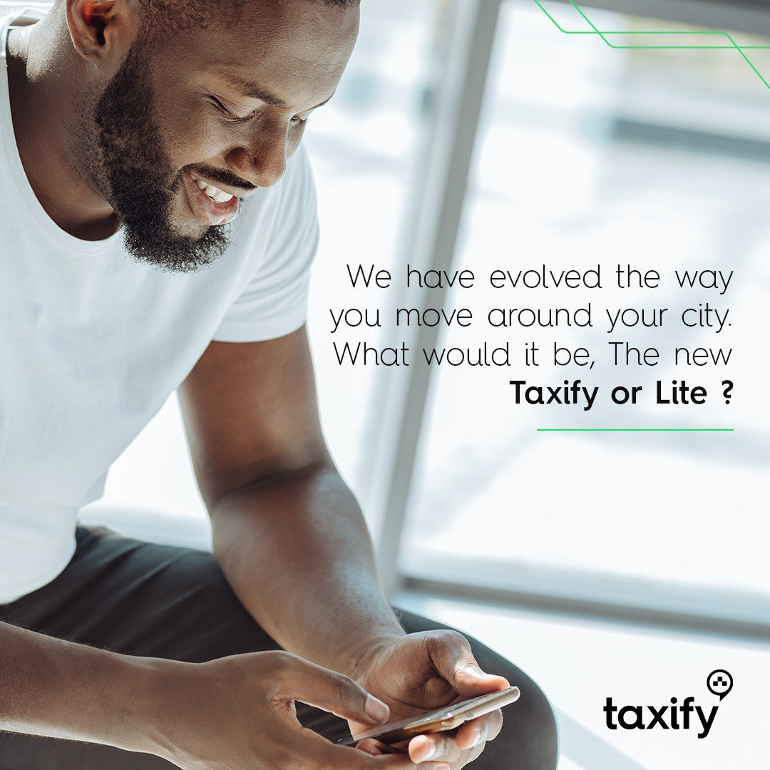 somethinglitefromtaxify hashtag on Twitter