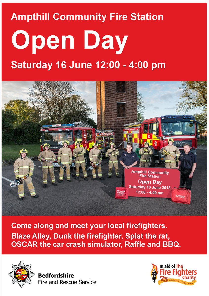 Beds Fire and Rescue on Twitter: \