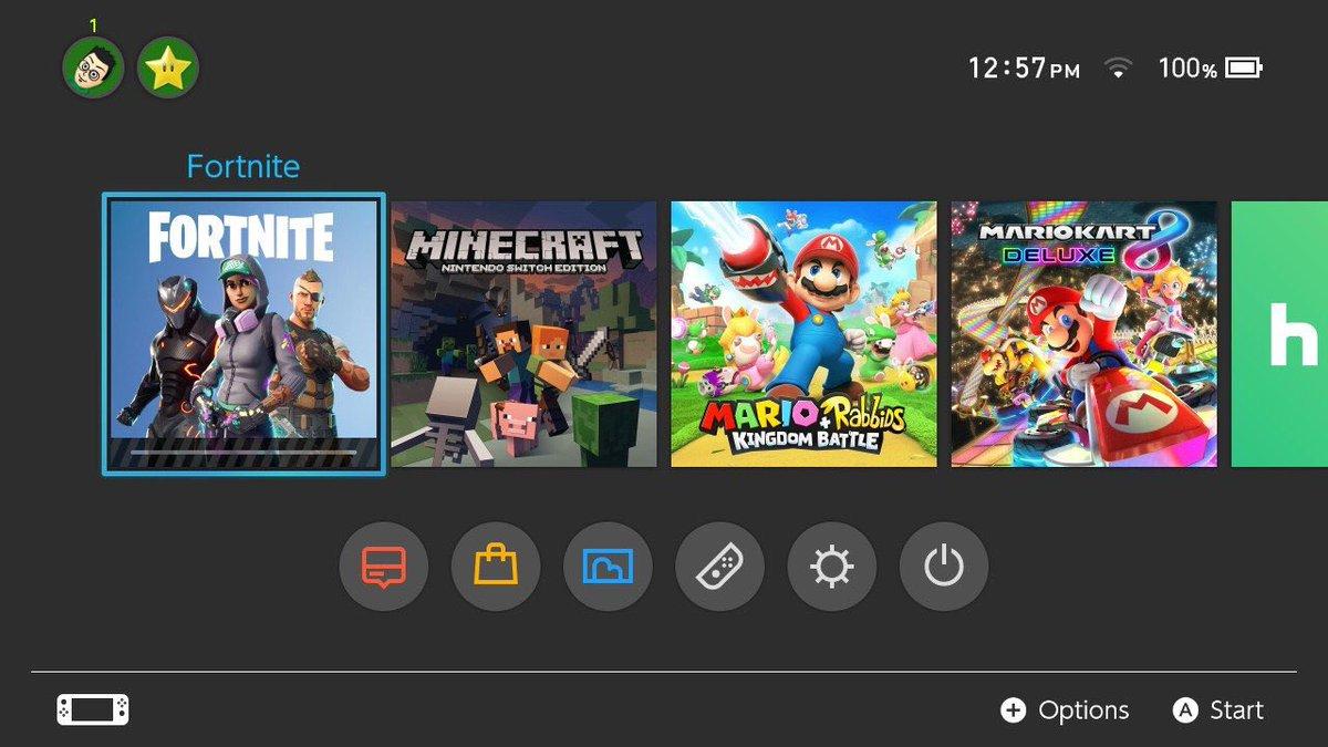 Fortnite Nintendo Switch News Fortnite4switch Twitter