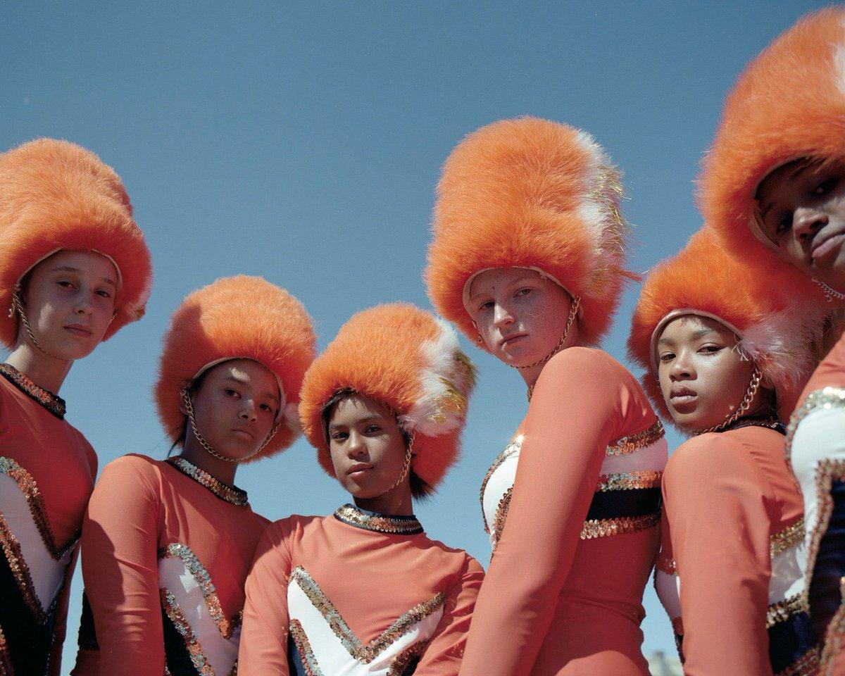 In their colourful uniforms, Cape Towns drum majorettes breakdown stereotypes and overcome violence: mala.la/2JJ2TRi. via @NewYorker