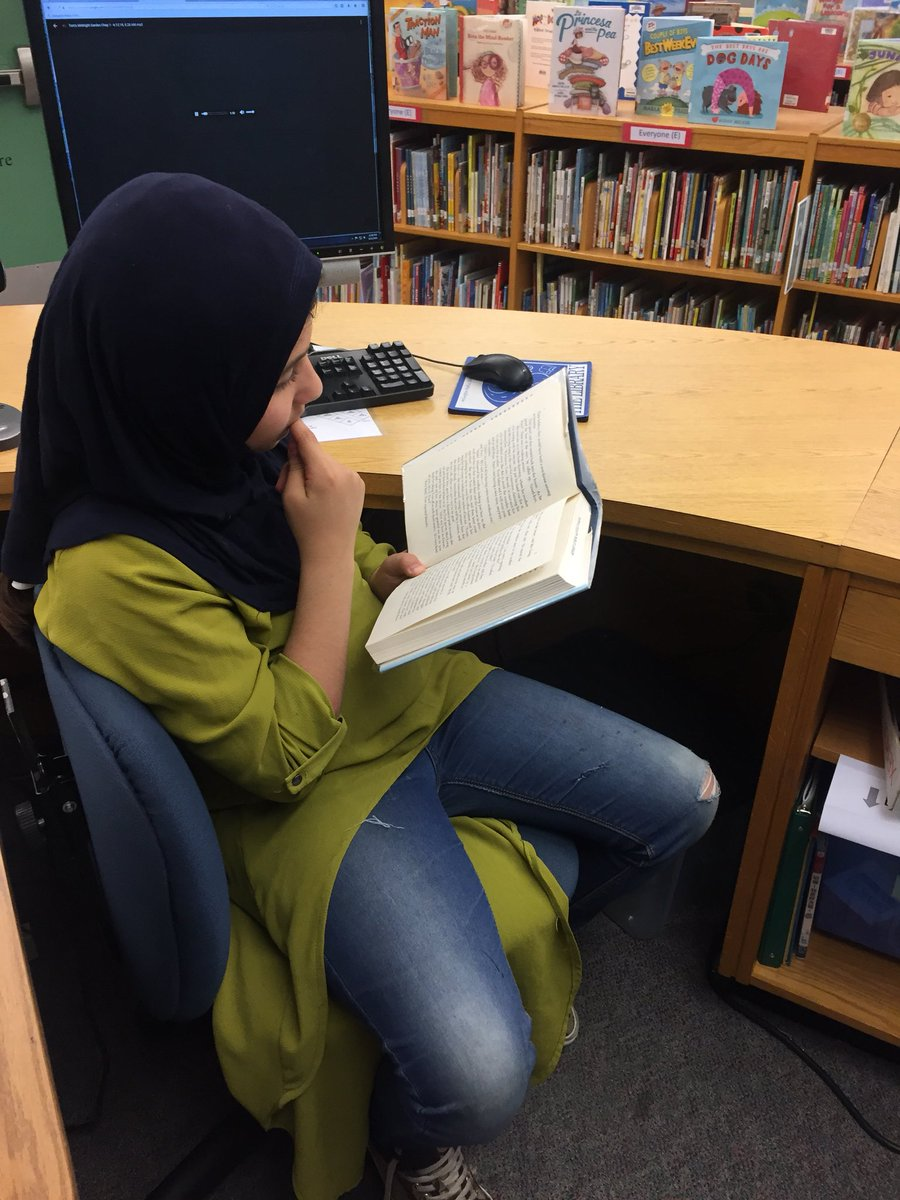 Testing the audio file for the Summer Book Club - and reading along. More info on the <a target='_blank' href='http://twitter.com/OakridgeConnect'>@OakridgeConnect</a> Library webpage. <a target='_blank' href='http://twitter.com/APSLibrarians'>@APSLibrarians</a> <a target='_blank' href='http://search.twitter.com/search?q=SummerReading'><a target='_blank' href='https://twitter.com/hashtag/SummerReading?src=hash'>#SummerReading</a></a> <a target='_blank' href='http://twitter.com/ArlingtonVALib'>@ArlingtonVALib</a> <a target='_blank' href='https://t.co/AXC3sEXEPM'>https://t.co/AXC3sEXEPM</a>
