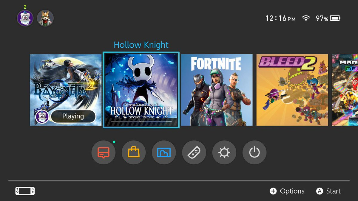 It's happening .gif! #NintendoSwitch