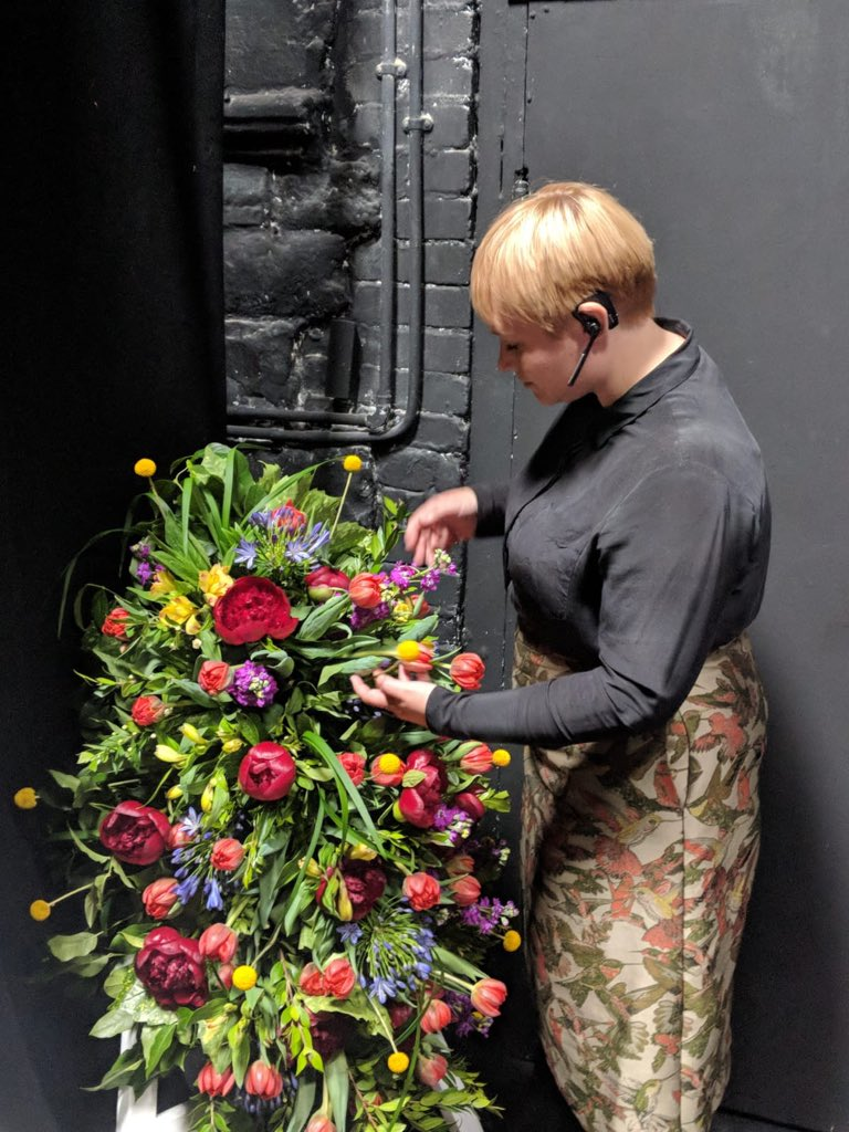Louise winter poetic endings poeticendings twitter today we held a funeral in a secular space an arts theatre in south west london surrounded by flowers and lit by candlespicitter5jggtmwgxo izmirmasajfo