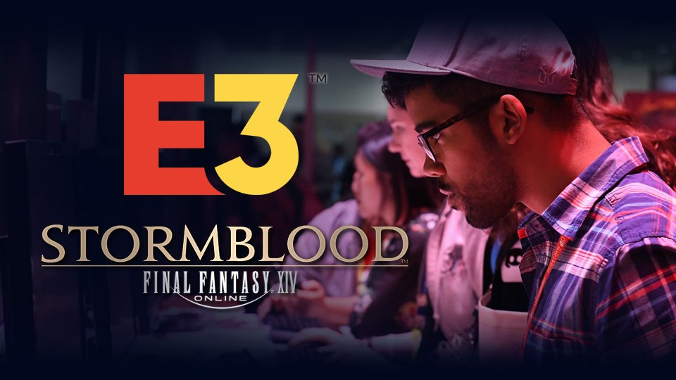 During the Letter LIVE, Yoshida will be joined by Monster Hunter: World Producer Ryozo Tsujimoto where the two will discuss the background behind the #FFXIV x #MHWorld collaboration! The show starts at 11am! sqex.to/MNw