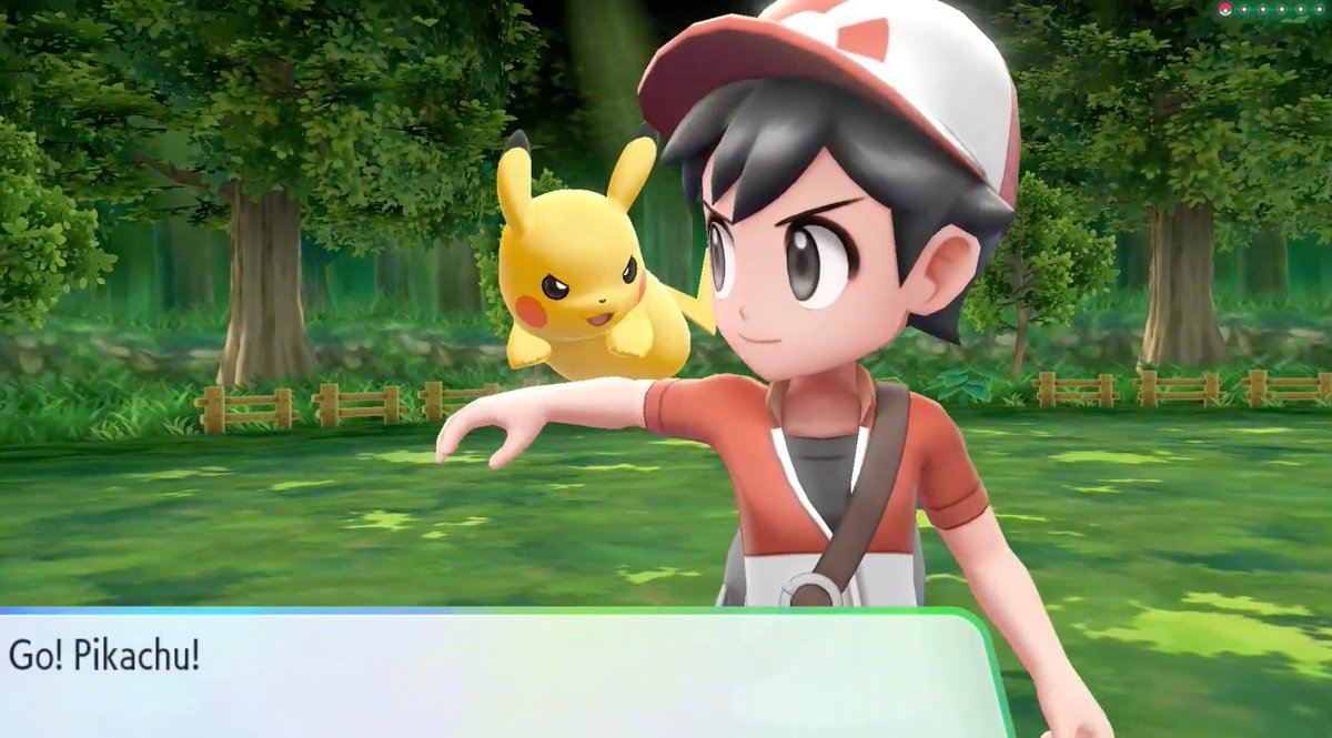 Pokemon Let's Go Pikachu & Eevee Treehouse