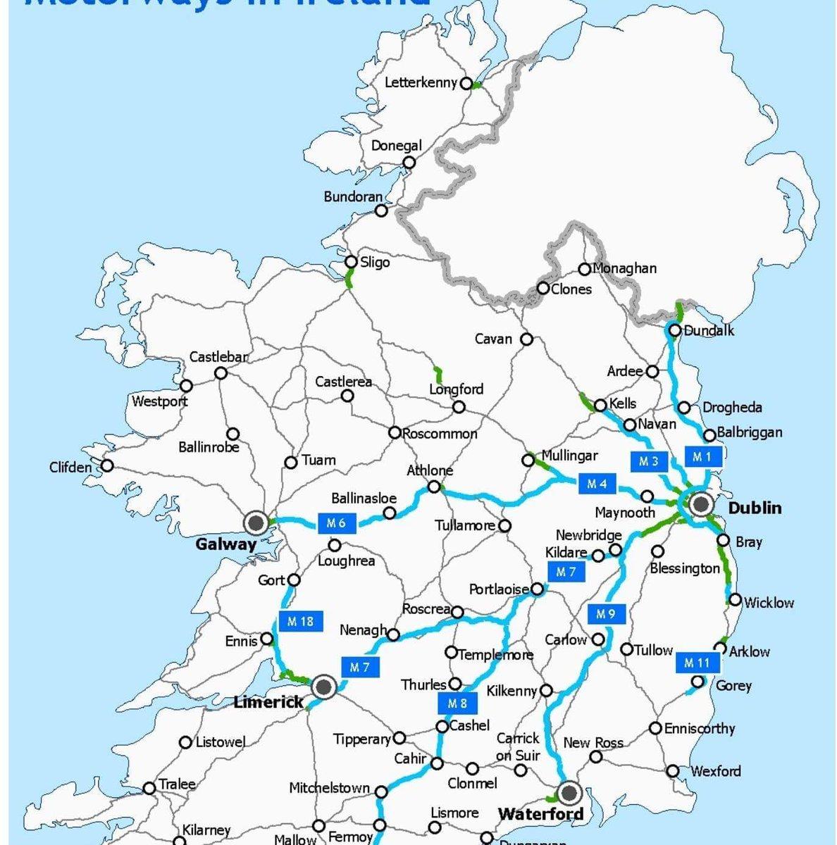 Letterkenny Ireland Map.What S On Letterkenny On Twitter Maps Of Ireland Highlighting The