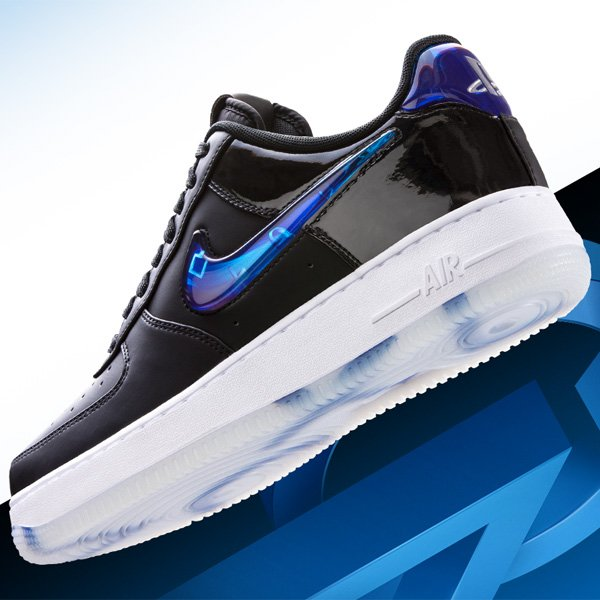 28e829634733c Behind The Design   PlayStation x Nike AF1 Low  18 QS  https   swoo.sh 2HKdPwd pic.twitter.com mF1r3euFpY