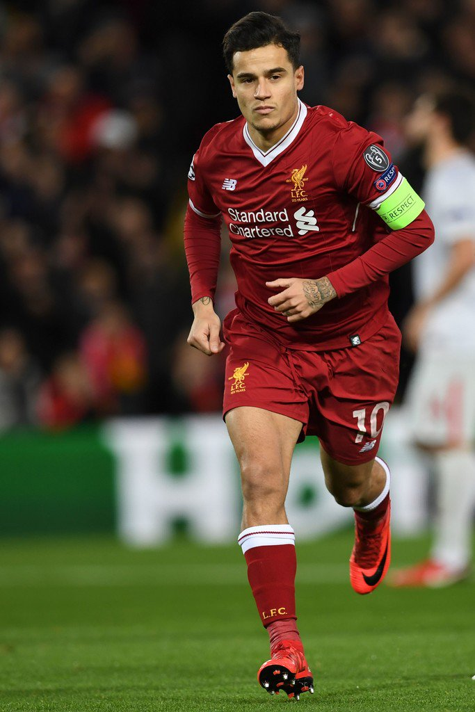 Happy birthday Philippe Coutinho(born 12.6.1992) 2013-2018 LFC 201 games,54 goals(total) YNWA!