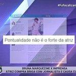 #FofocalizandoNoSBT Twitter Photo