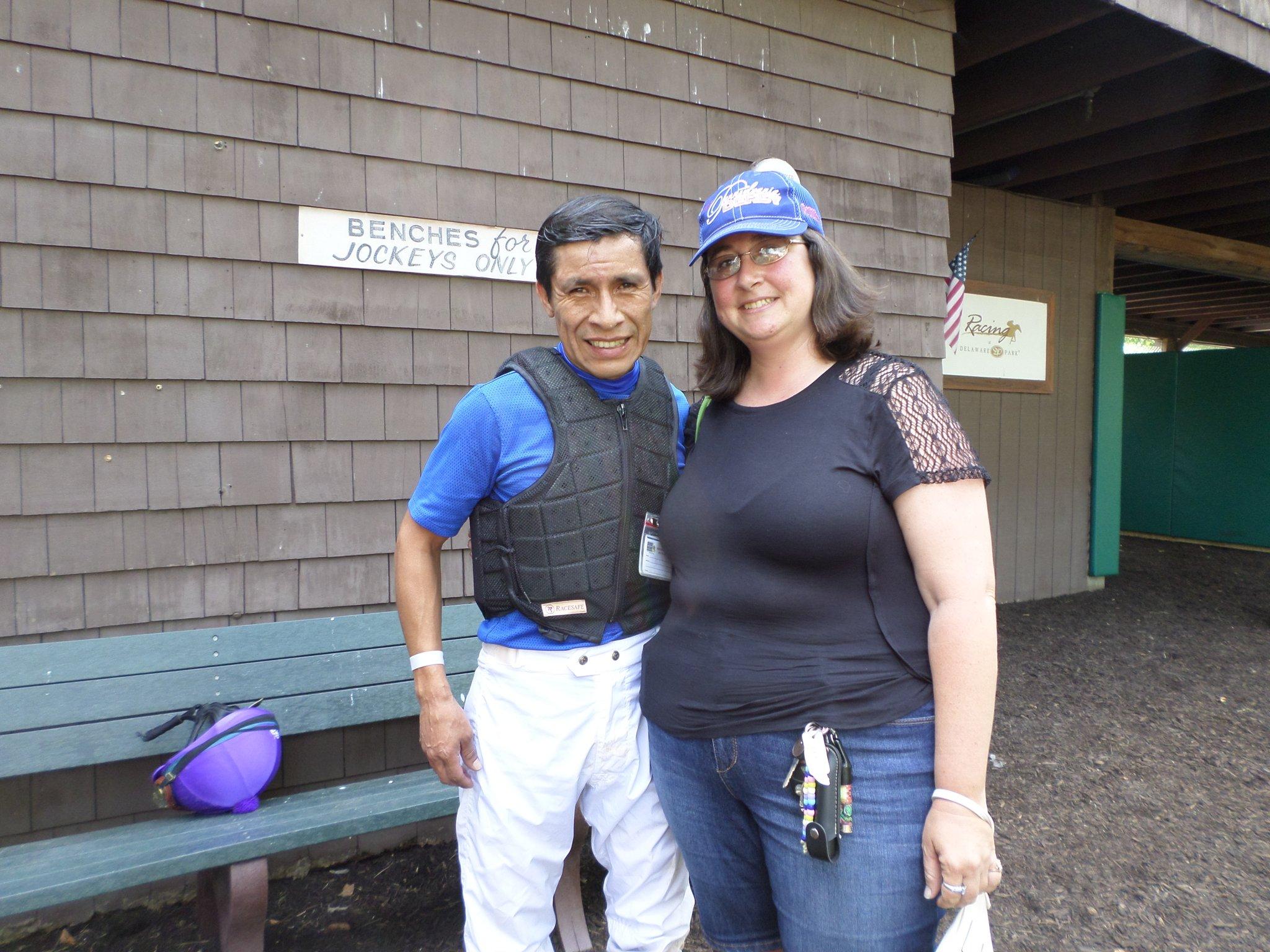 Happy birthday to one of my favorite jockeys of all time Edgar Prado!
