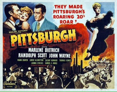 "Tom's Old Days ar Twitter: """"Pittsburgh"" 1942 A Great John Wayne ..."
