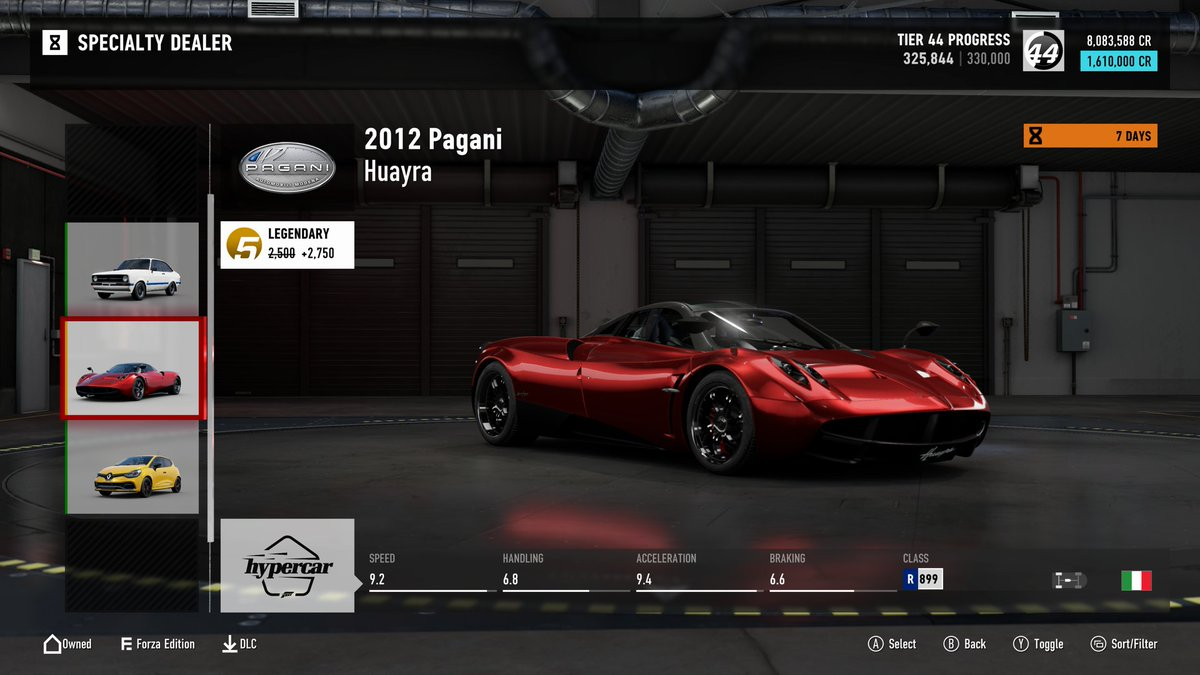 Specialty Dealer Page 75 Forza Motorsport 7 Discussion Imo Z8 Spin Cars Available June 12 19