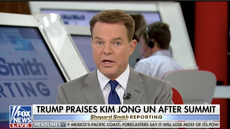 Shep Smith: Trump gave Kim everything he wanted, and got nothing in return https://t.co/Ymvy7PtGLw https://t.co/o3nRfPFGOi