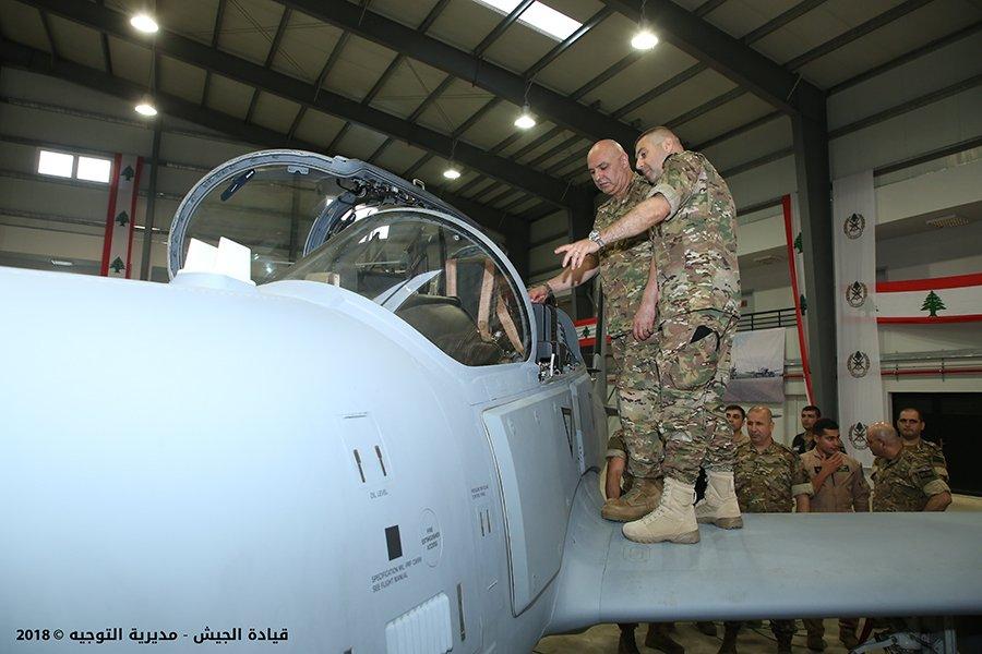 تاريخ تسليح الجيش اللبناني : بين التقليدي والنوعي...وبين الكونغرس والبيت الأبيض DfhKCDzXUAAD6OX