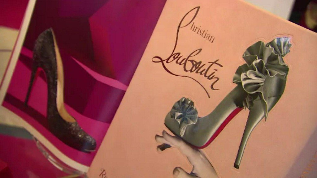 8a3856953d60 Designer Louboutin wins legal fight to prevent red sole copycats https   t.
