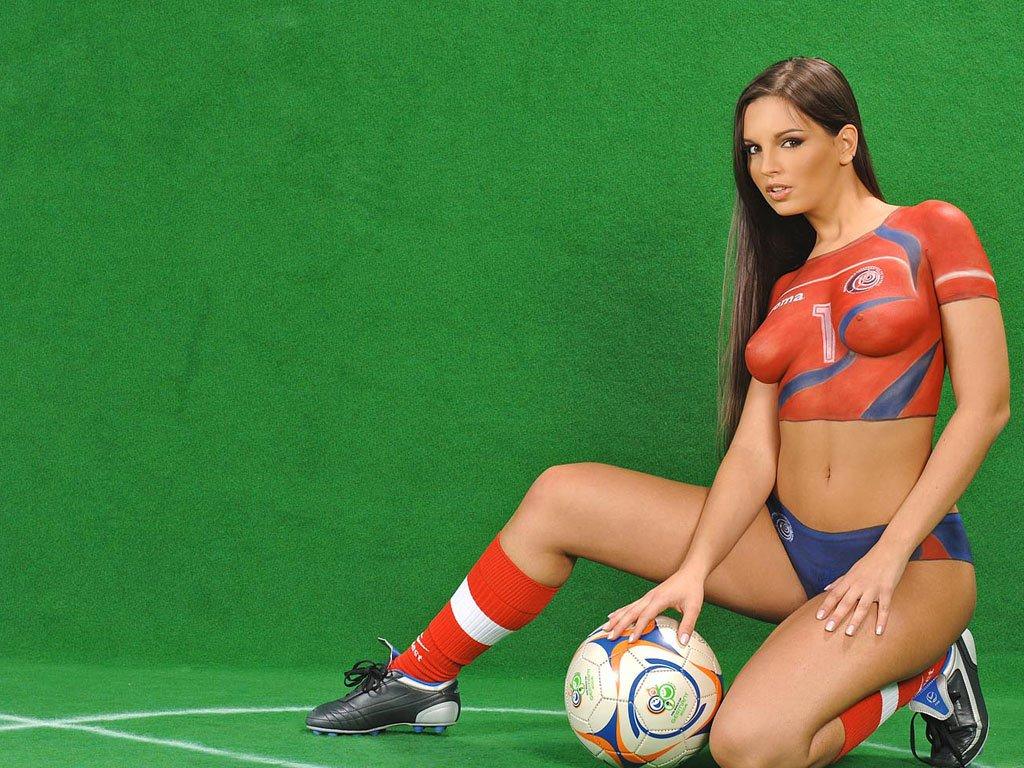 фотографии футболистов лесбиянок - 14