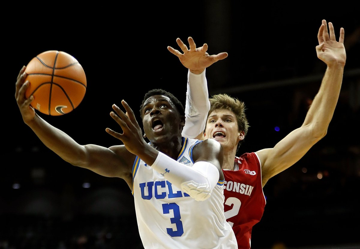 Basketball runs in the family. The scoop on this @UCLAMBB prospect » on.nba.com/2ycrJYS