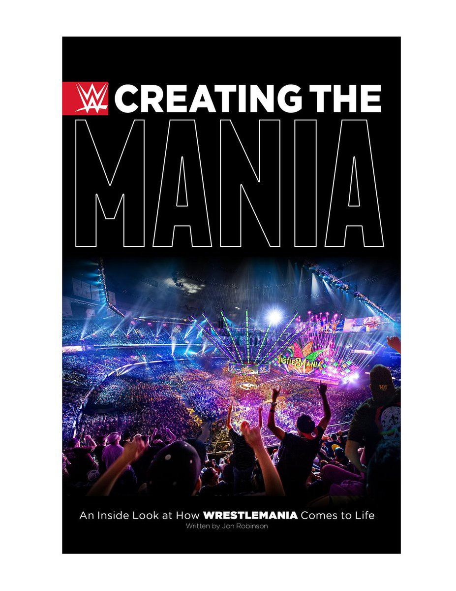 A behind-the-scenes look at #WrestleMania is coming your way on Tuesday, August 7, but you can pre-order the experience RIGHT NOW! #CreatingTheMania wwe.me/SShONr