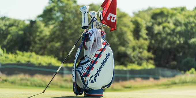 Retweet & Follow us (@TaylorMadeGolf) for your chance to win a commemorative staff bag. #Sweeps #USOpen *Official Rules: Photo