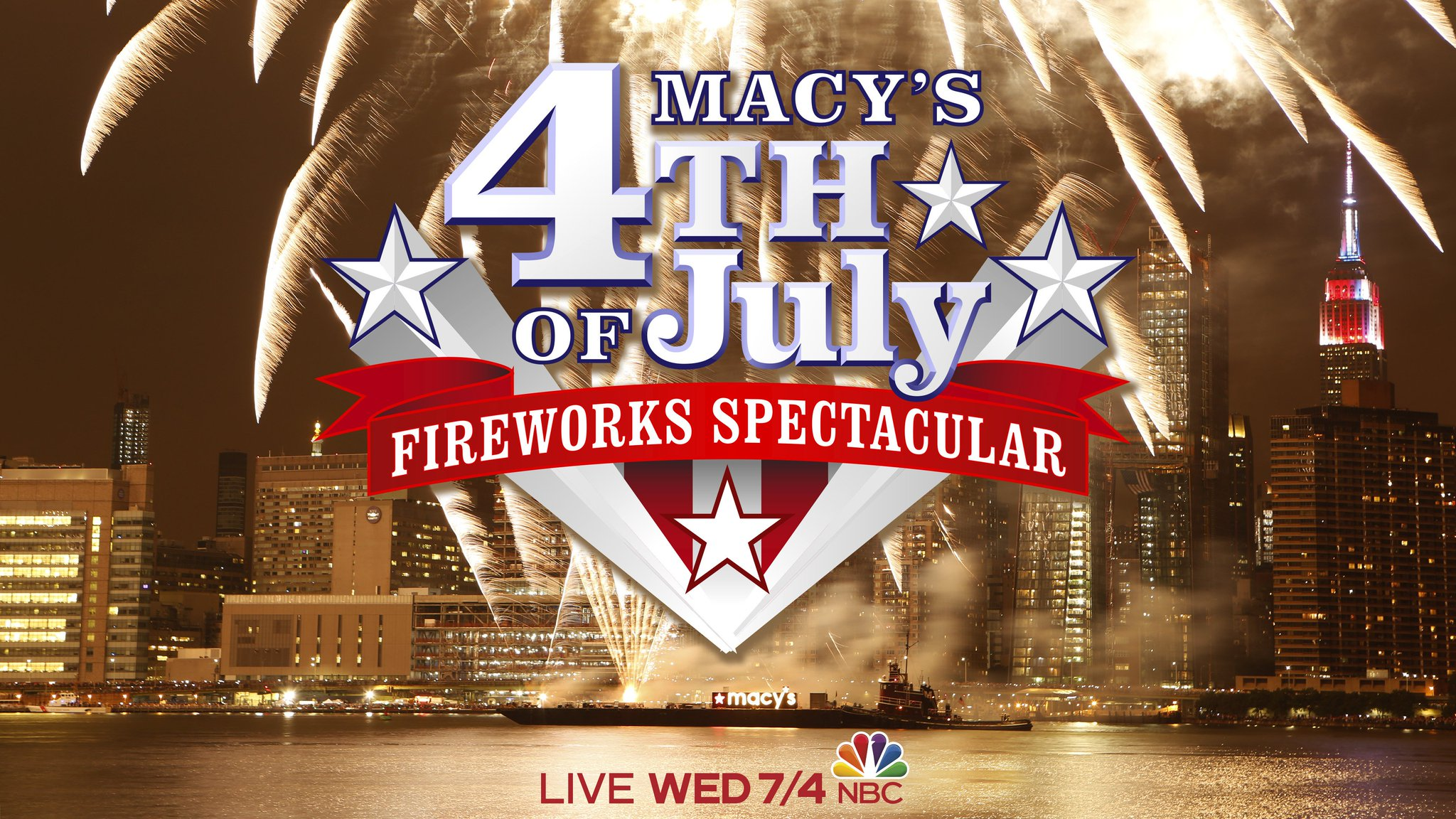 Come celebrate the 4th of July with us y'all! Don't miss Blake's #MacysFireworks performance on @nbc ! �� - Team BS https://t.co/etplCmncvq