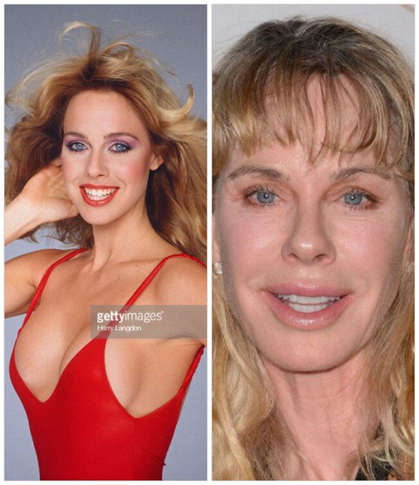Happy Birthday Jenilee Harrison, our Own Cindy Snow from Threes Company. Here\s A Then & Now.