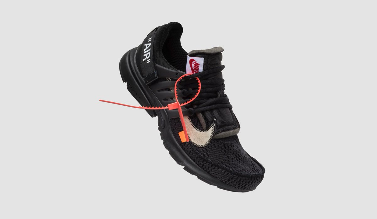 d11a899d4f3 Virgil continues to execute the inside-out approach with the  Polar  Opposite  Off-White x Air Presto. Available now on the app and http   GOAT.com  ...