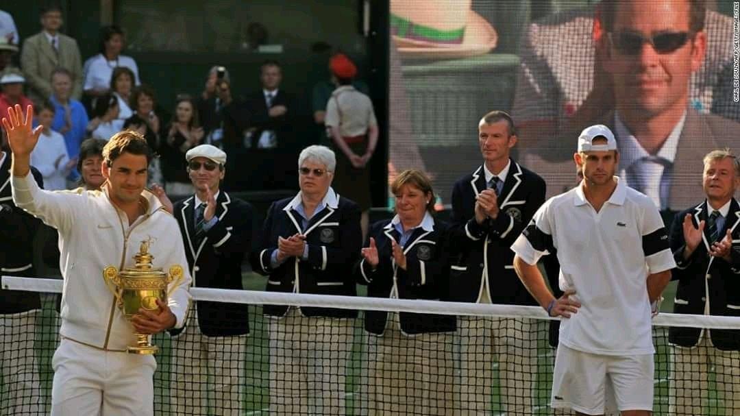 2009 men's wimbledon final date
