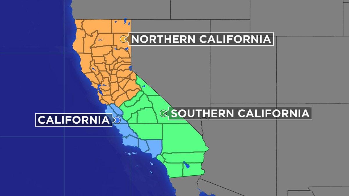 #BREAKING: Measure to split California into 3 states earns spot on November ballot https://t.co/tWFnGDSqPG