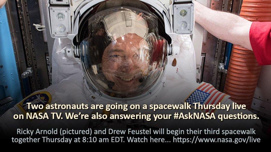 Intl. Space Station's photo on #askNASA