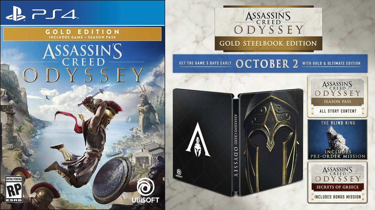assassins creed odyssey gold editionfull unlocked - 1200×672