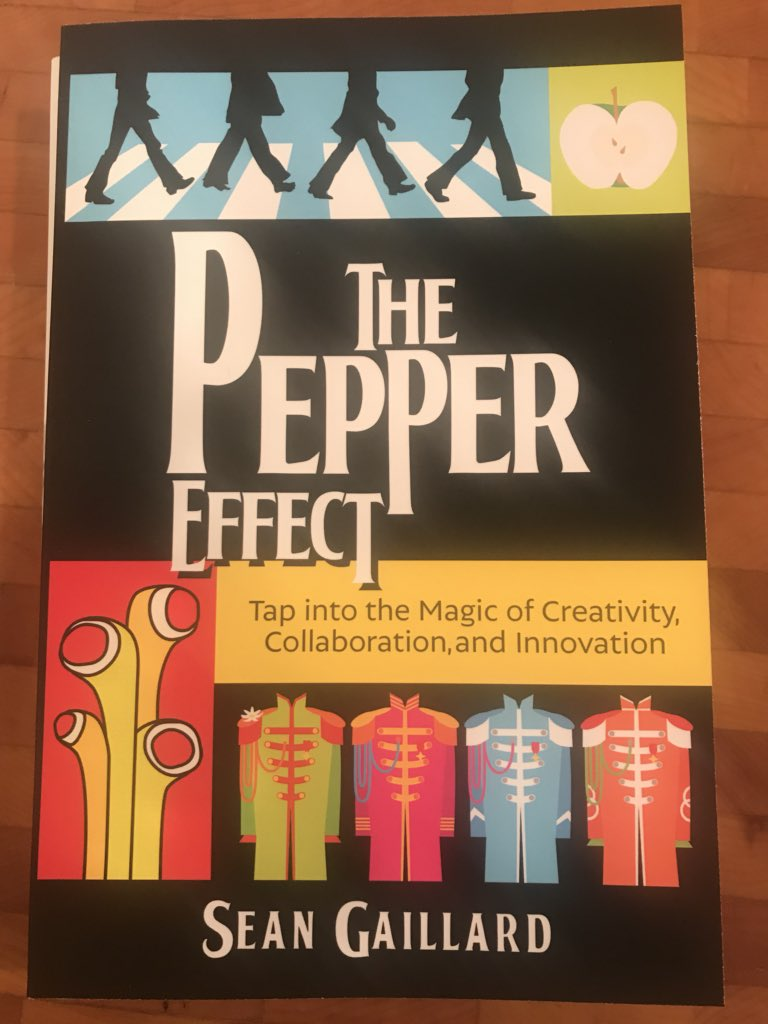 Excited to start @smgaillard's #ThePepperEffect!