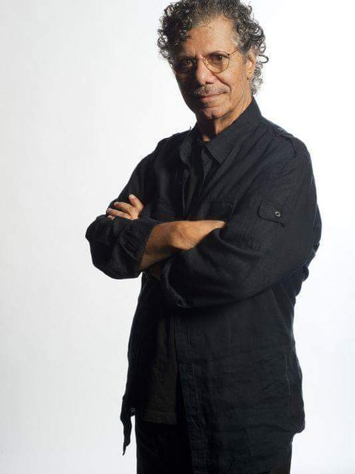 Chick Corea (Armando Anthony Corea) Birth 1941.6.12 ~ Happy Birthday