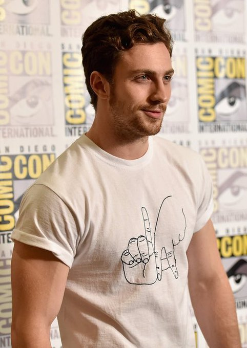 Happy birthday to one of my fave actors; aaron taylor-johnson!! i hope he has the best day