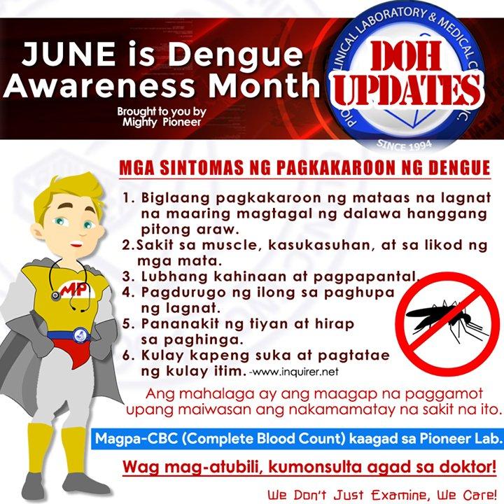 Avainsana #dengueawarenessmonth Twitterissä