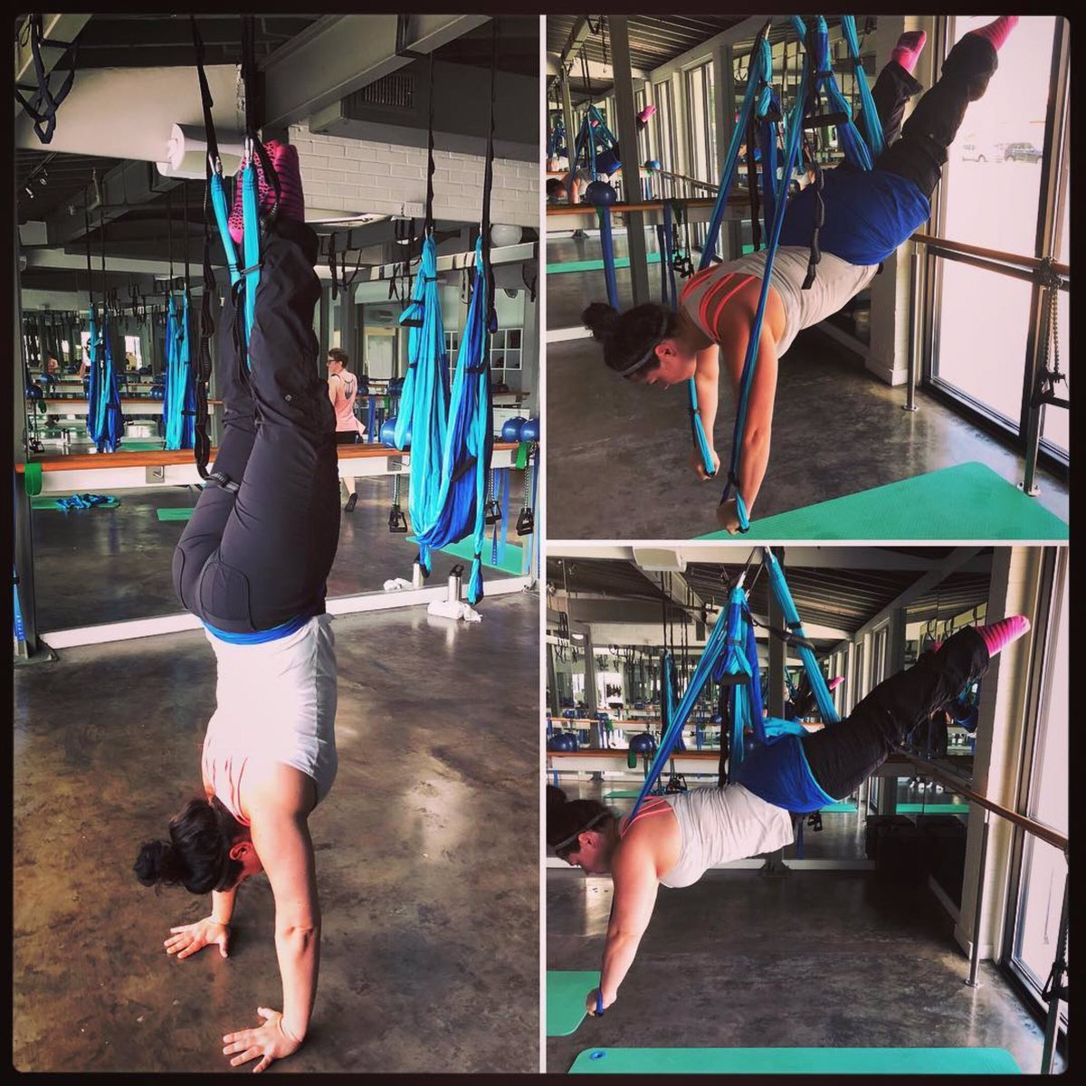 ... Our Hammock Strength Class, Now Offered Wednesdays At 10:45a And  Fridays At 10:30am At DEFINE: Bellaire!  Http://bellaire.definebody.com/schedule .