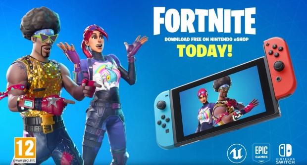 .@EpicGames has finally brought @FortniteGame to the #NintendoSwitch https://t.co/uG6SEnvS8i